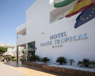 Hotel Best Oasis Tropical - Mojacar - Building