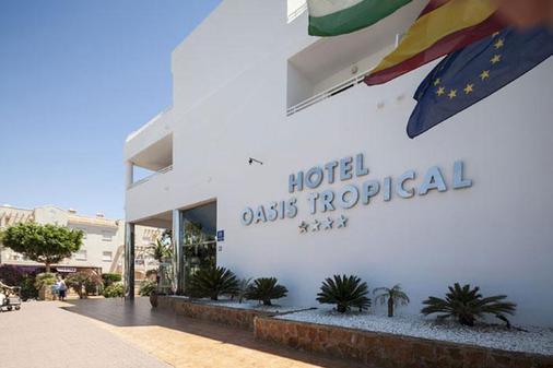 熱帶綠洲最佳大酒店 - 莫哈卡爾 - 莫哈卡爾 - 建築