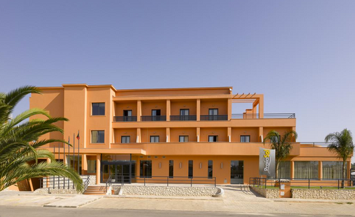 Hotel Praia Sol - Quarteira - Edificio
