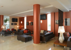 Hotel Praia Sol - Quarteira - Recepción