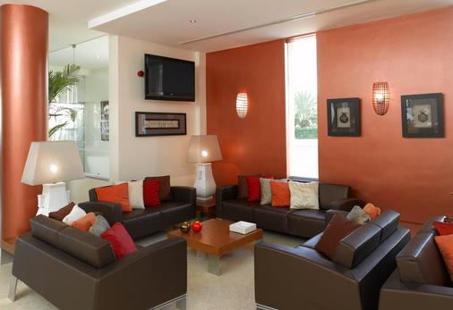 Hotel Praia Sol - Quarteira - Sala de estar