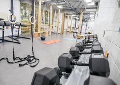 Uhotel - Ljubljana - Gym