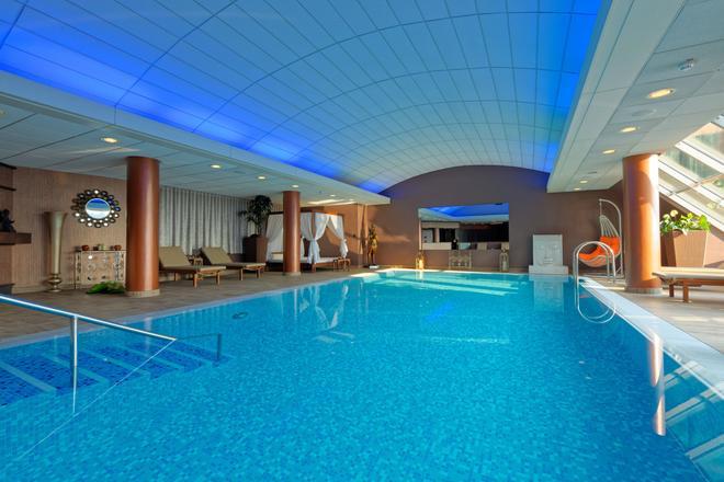 格蘭德聯盟商務酒店 - 留布利安納 - 盧布爾雅那 - Spa