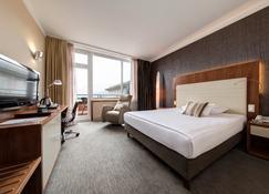 Uhotel - Lubiana - Camera da letto