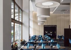 格蘭德聯盟商務酒店 - 留布利安納 - 盧布爾雅那 - 餐廳