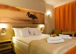 Hotel Amazonka Conference & SPA - Ciechocinek - Bedroom