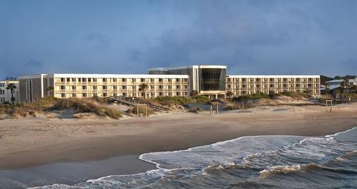 Hotel Tybee - Tybee Island - Näkymät ulkona