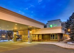 Holiday Inn Express Poughkeepsie - Poughkeepsie - Toà nhà