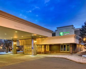 Holiday Inn Express Poughkeepsie - Poughkeepsie - Building