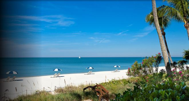 LaPlaya Beach & Golf Resort - A Noble House Resort - Naples - Bãi biển