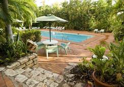 達爾文邊疆酒店 - 達爾文 - 游泳池