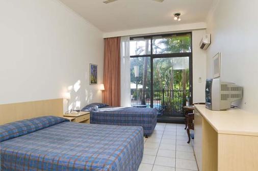 達爾文邊疆酒店 - 達爾文 - 臥室