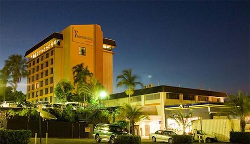 達爾文邊疆酒店 - 達爾文 - 建築