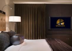 Golden Gate Hotel And Casino - Las Vegas - Schlafzimmer