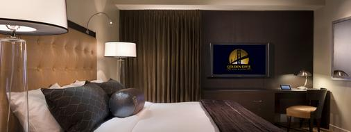 Golden Gate Hotel And Casino - Las Vegas - Bedroom