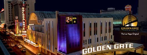 Golden Gate Hotel And Casino - Las Vegas - Building