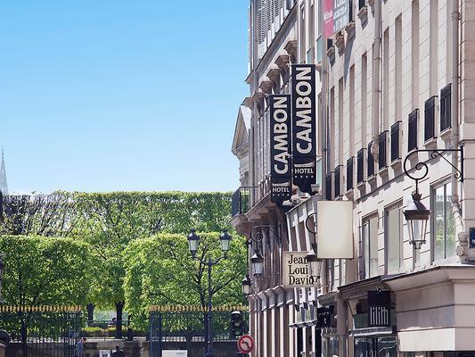 Hotel Cambon - Paris - Building