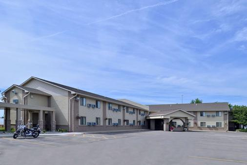 Cottonwood inn and Conference Center - South Sioux City - Building