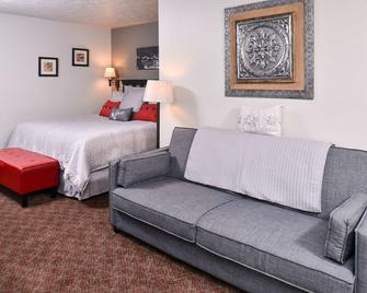 Cottonwood Inn and Conference Center - South Sioux City - Спальня
