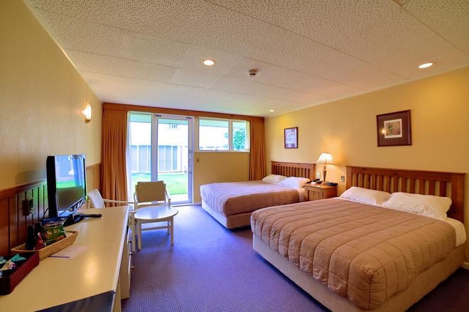 Brentwood Hotel - Wellington - Makuuhuone