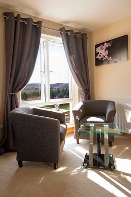Mingarry Park - Acharacle - Sala de estar