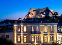 Palladian Home - Athens - Building