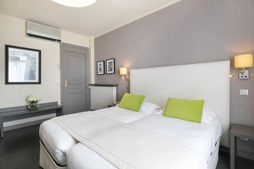The Originals Boutique, Hôtel des Orangers, Cannes (Inter-Hotel) - Cannes - Schlafzimmer