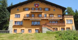 Chesa Spuondas - Sankt-Moritz - Edificio
