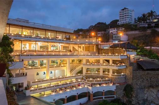 Mirador Acapulco - Acapulco - Rakennus