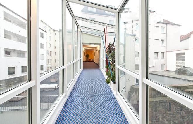 Novum Hotel Boulevard Stuttgart City - Stoccarda - Corridoio