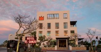 Hotel El Ganzo - San Jose Cabo - Bâtiment