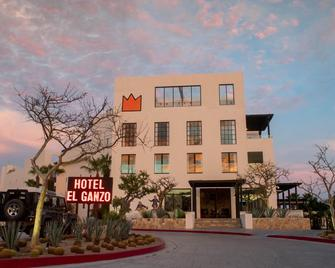 Hotel El Ganzo - Los Cabos - Edificio