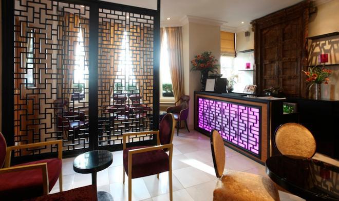 Mayflower Hotel & Apartments - Lontoo - Vastaanotto