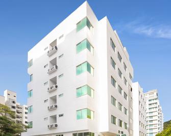 Hotel Portobahia - Санта-Марта - Building