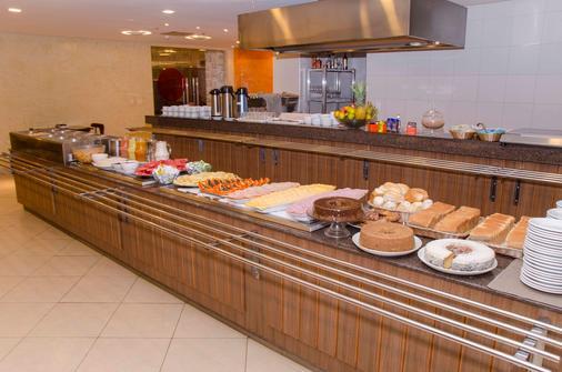 Hotel Express Vieiralves - Manaus - Buffet