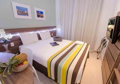 Hotel Express Vieiralves - Manaus - Schlafzimmer