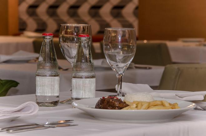 Hotel Adrianópolis All Suites - Μανάους - Φαγητό