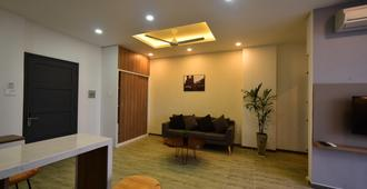 Karta Riverview Apartment - Ciudad Ho Chi Minh - Sala de estar