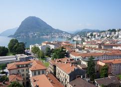 Hotel Pestalozzi Lugano - Lugano - Outdoors view