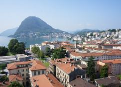 Hotel Pestalozzi Lugano - Lugano - Outdoor view