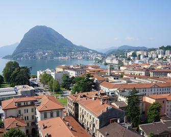 Hotel Pestalozzi Lugano - Lugano - Vista esterna