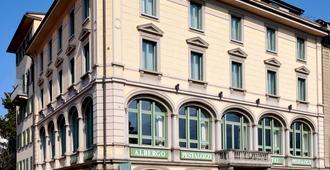 Hotel Pestalozzi Lugano - Lugano - Bygning