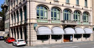 Hotel Pestalozzi Lugano - Lugano - Edificio