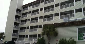 Sands Beach Club Resort - Myrtle Beach - Bygning