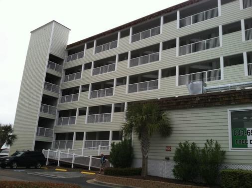 Sands Beach Club Resort - Myrtle Beach - Building