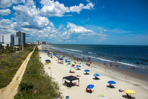 Sands Beach Club Resort - Myrtle Beach - Beach