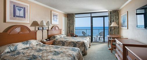 Sands Beach Club Resort - Myrtle Beach - Makuuhuone