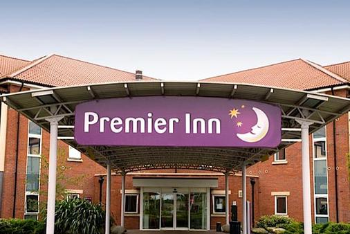 Premier Inn London Heathrow M4/J4 - Hayes - Building