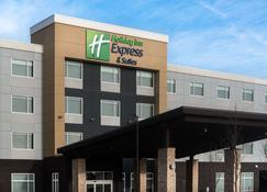 Holiday Inn Express & Suites West Edmonton-Mall Area - Edmonton - Gebäude