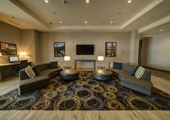 西埃德蒙頓商場區坎德伍德套房酒店 - 艾德蒙頓 - 埃德蒙頓 - 大廳